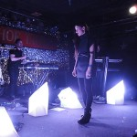 Concert Review: Zola Jesus At The Horseshoe Tavern