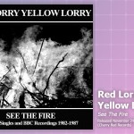Music Review: Red Lorry Yellow Lorry, <em>See The Fire</em>