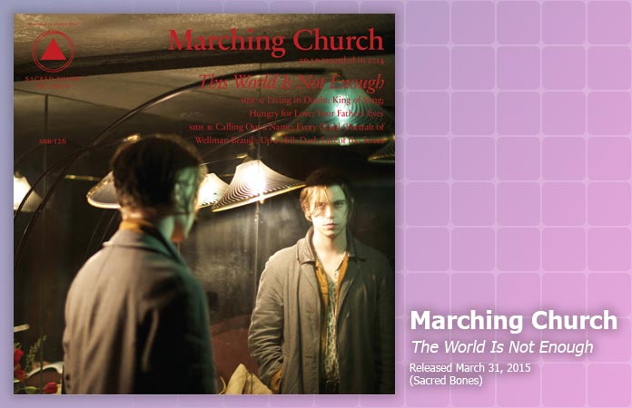 marching-church-the-world-is-review-header-graphic