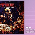 Music Review: Thor, Metal Avenger
