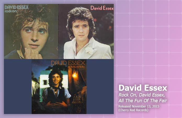 david-essex-reissues-review-header-graphic