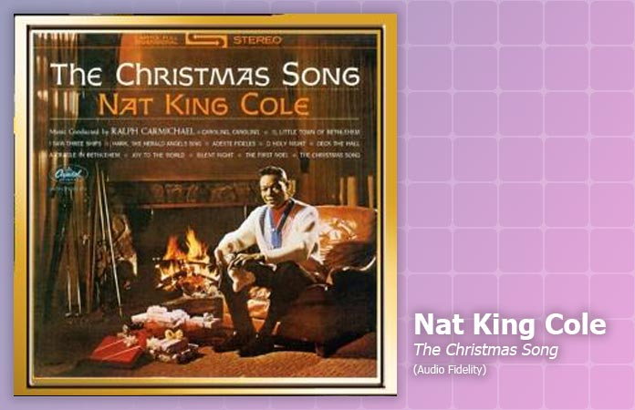 Music Review: Nat King Cole, The Christmas Song - Popshifter