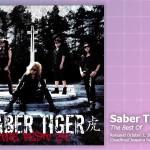 Music Review: Saber Tiger, The Best Of Saber Tiger