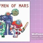 Music Review: Wolfmen Of Mars, Danger! Peril! Threat!