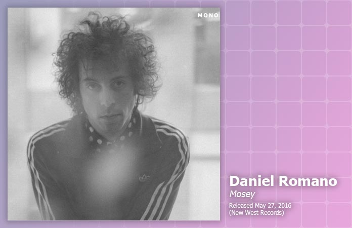 daniel-romano-mosey-review-header-graphic