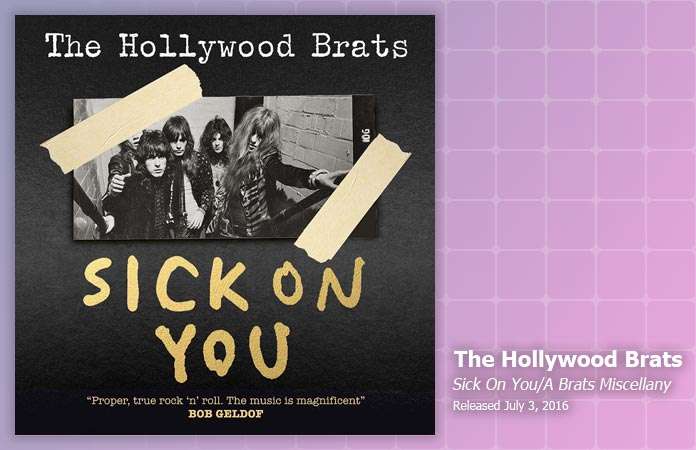 the-hollywood-brats-sick-on-you-review-header-graphic