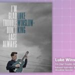 Music Review: Luke Winslow-King, I'm Glad Trouble Don't Last Always