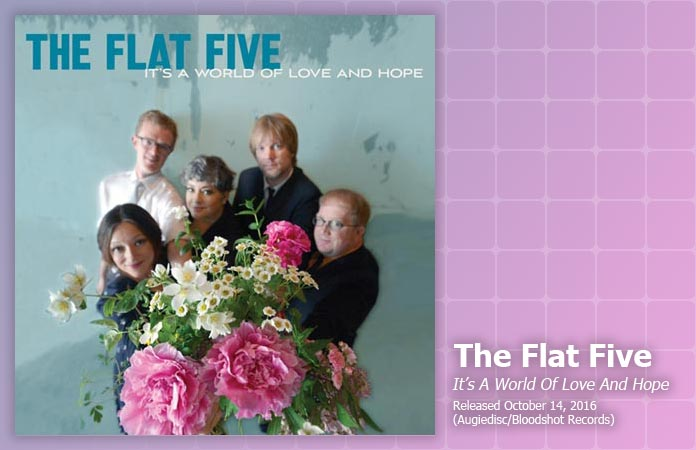 flat-five-love-and-hope-review-header-graphic