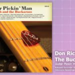 Music Review: Don Rich and the Buckaroos, Guitar Pickin' Man