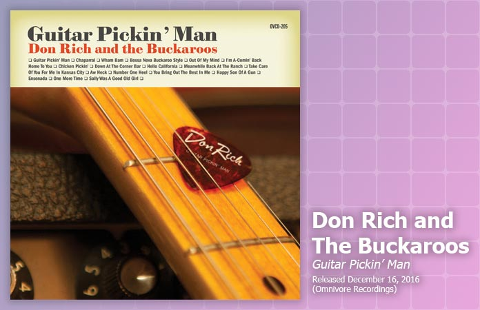 don-rich-buckaroos-guitar-pickin-man-review-header-graphic