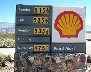 five dollar gas