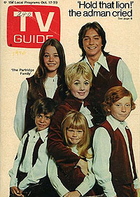 partridge family tv guide