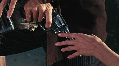 bonnie and clyde gun