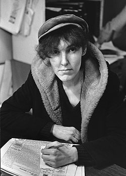 valerie solanas 1967 by fred w mcdarrah getty images