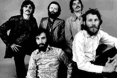 the band 1971