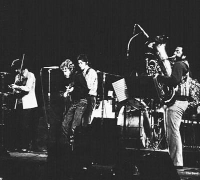 the band tuba player howard johnson 1971 by joseph sia