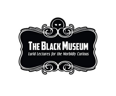 the black museum logo