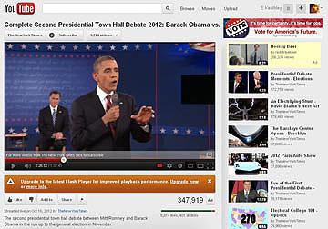youtube debate
