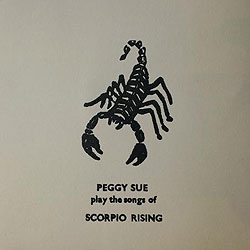 peggy sue scorpio rising