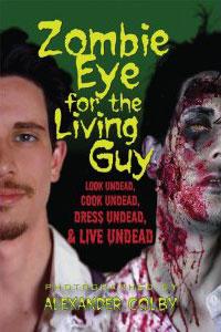 zombie eye cover