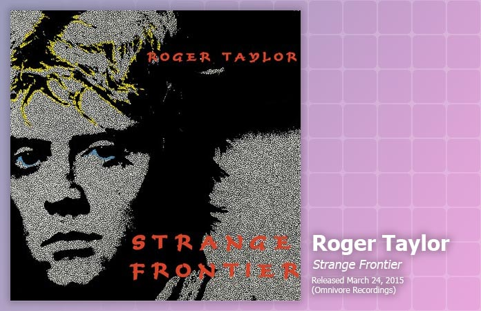 roger-taylor-strange-frontier-review-header-graphic