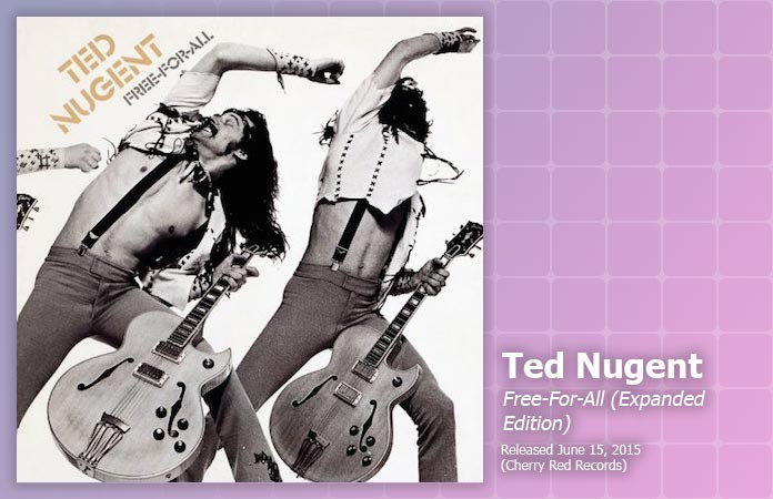 ted-nugent-free-for-all-expanded-edition-review-header-graphic
