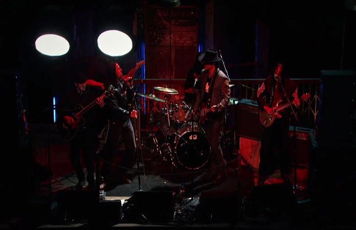 Robert Rodriguez's band, Chingon